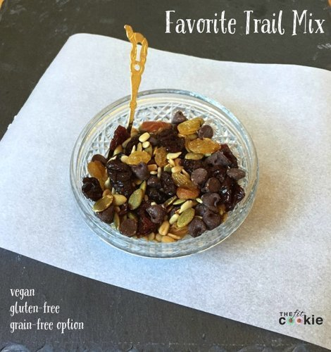 Favorite Trail Mix