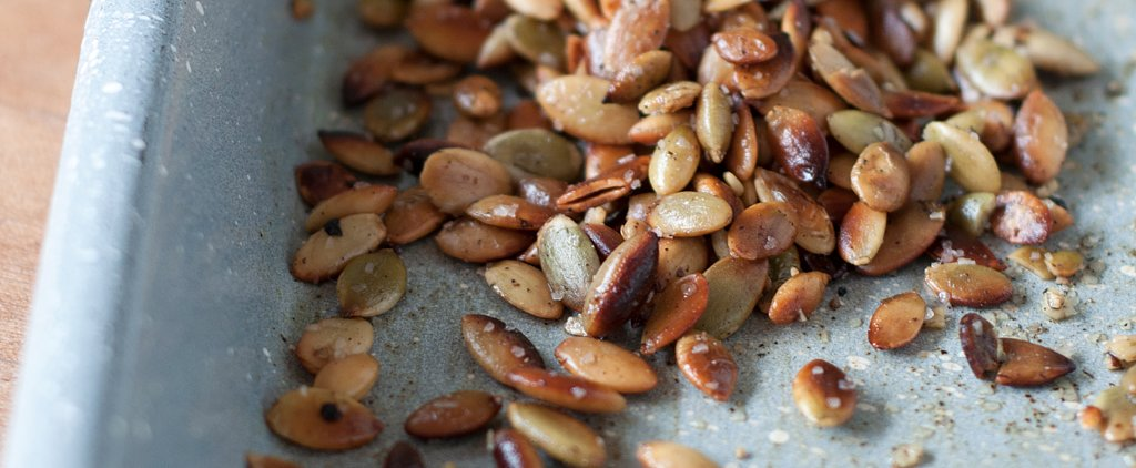 Totally Addictive Metabolism-Boosting Spiced Pumpkin Seeds