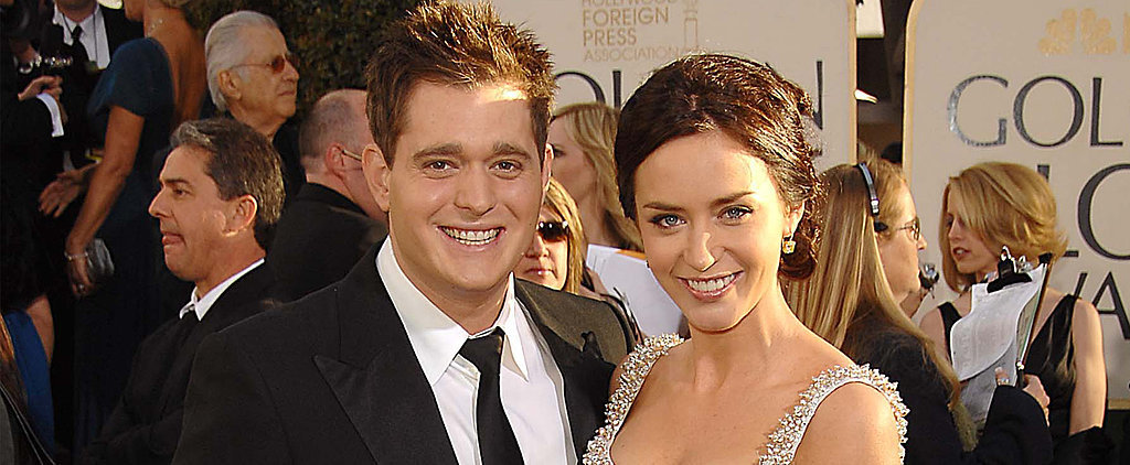 "Michael Bublé Says His Relationship With Emily Blunt ""Didn't End Because of Cheating"""