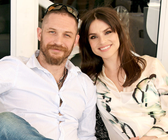 Tom Hardy, Wife Charlotte Riley Welcome First Child: Report