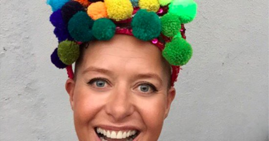 How One Woman Used Silly Hats To Raise Some Serious Awareness