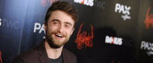 Daniel Radcliffe Talks About Masturbating When He Started Harry Potter at Age 11