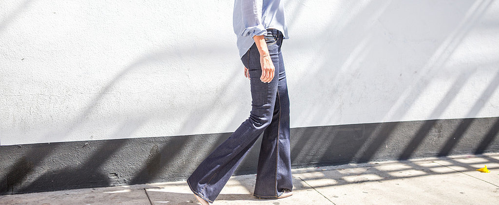 POPSUGAR Shout Out: The Retro Denim That'll Soon Be Replacing Your Skinny Jeans