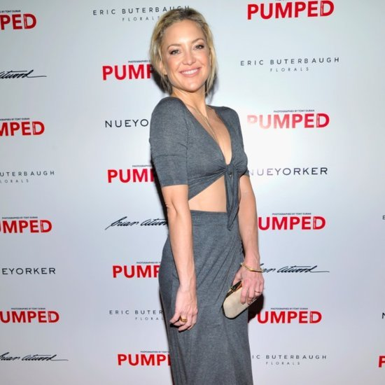 Kate Hudson Parties in LA October 2015