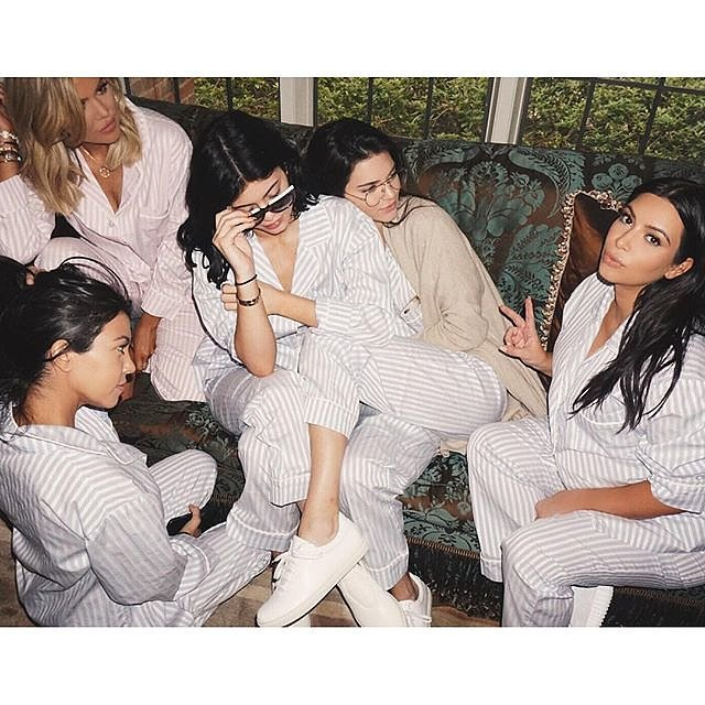 Kim Kardashian's Baby Shower is Finally Here — and It's Troop Beverly Hills Themed!
