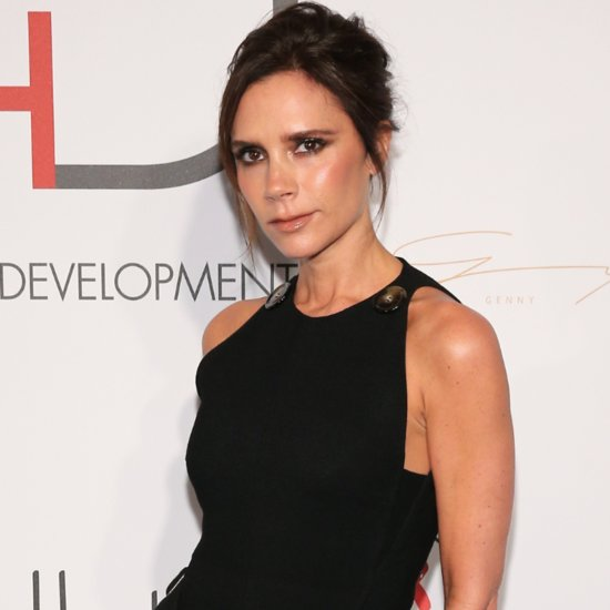 Victoria Beckham Is a Marc Anthony Fan