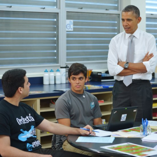 President Obama Thinks Students Spend Too Much Time Testing