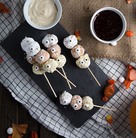 Halloween Doughnut Recipes