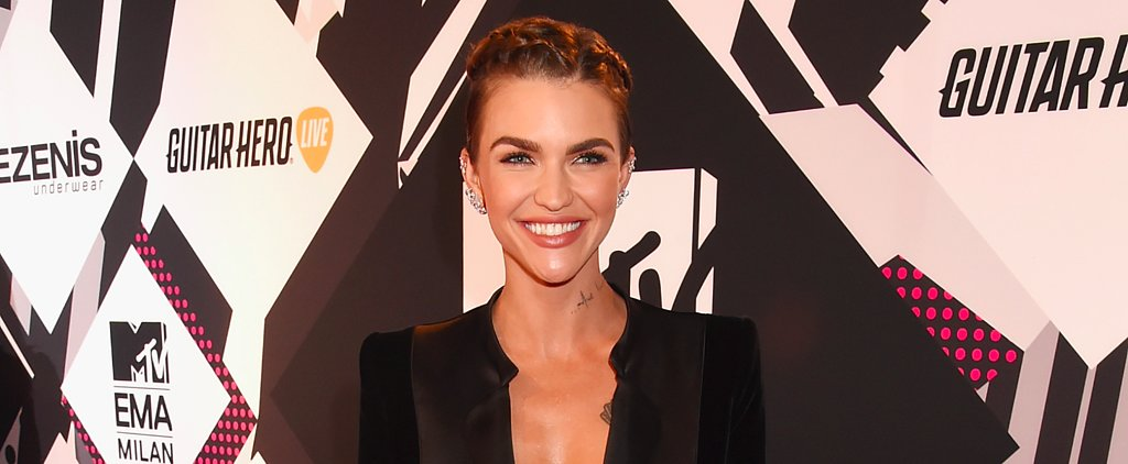 Every Head-Turning Outfit Ruby Rose Wore to Host the EMAs