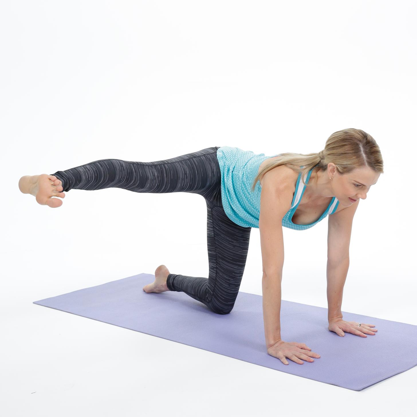 Pilates Exercises For Butt 84
