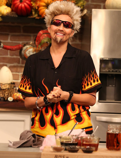 How to Dress Like Guy Fieri For Halloween