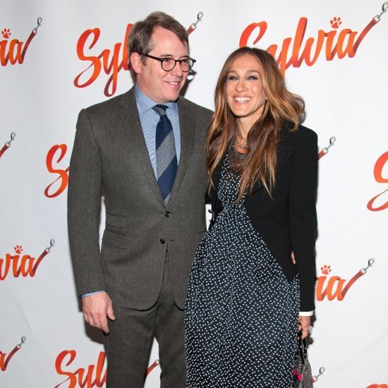 Sarah Jessica Parker and Matthew Broderick See Sylvia Play