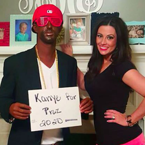 Teacher Apologizes For Dressing as Kanye West With Blackface