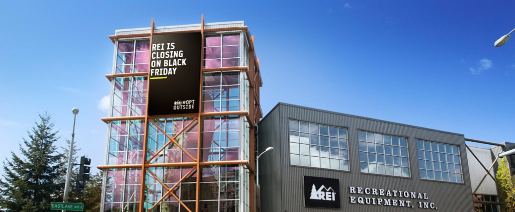 REI Changes the Black Friday Retail Game With 1 Incredible Move