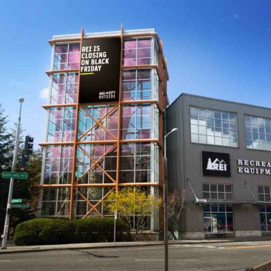 REI Will Close Stores on Black Friday