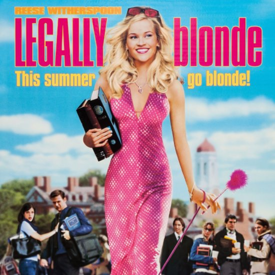 Fashion Lessons From Legally Blonde