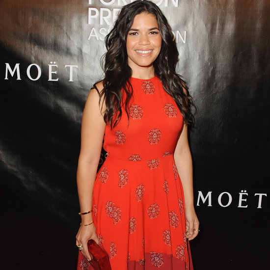America Ferrera Has an Ugly Betty Reunion
