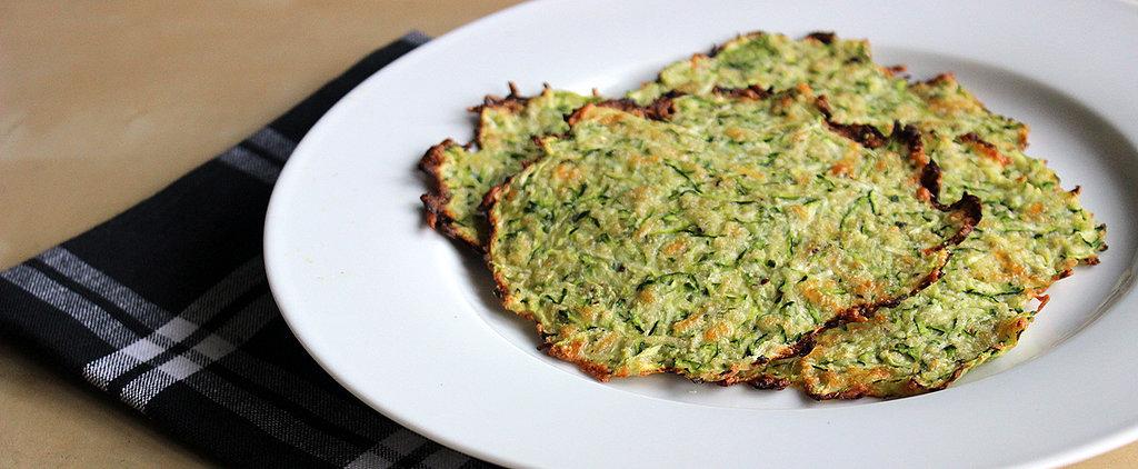 Low-Carb, Veggie-Filled Zucchini Tortillas