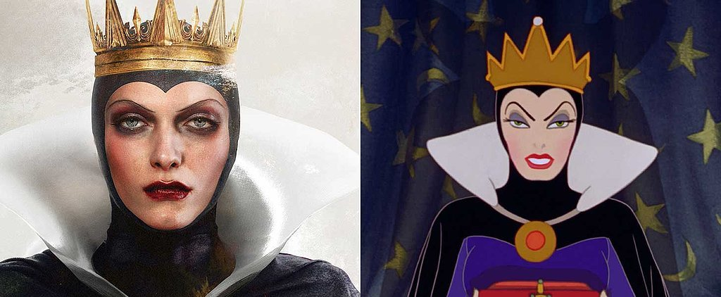 See How 6 Disney Villains Would Look in Real Life