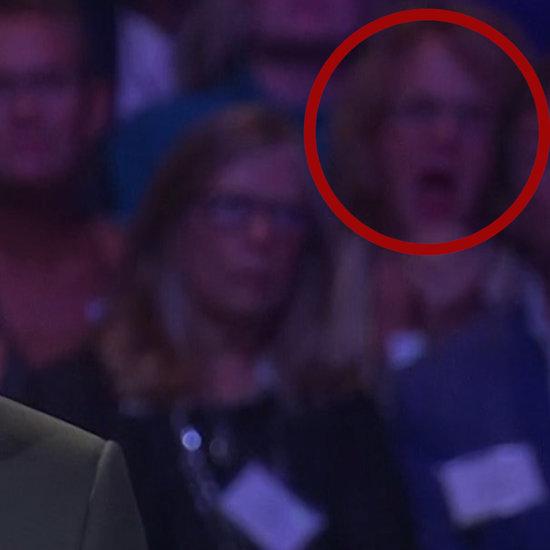 People Bored at the Republican Debate