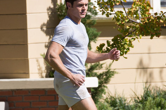 Can You Get Through These Pictures Of Zac Efron Wearing Tiny Shorts Without Gasping For Air?
