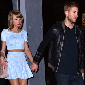 Calvin Harris Attends Taylor Swift's Miami Concert 2015