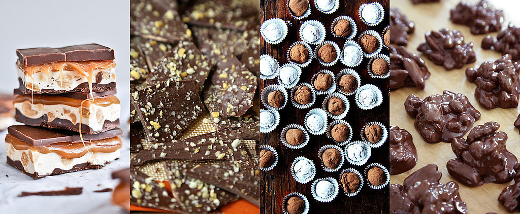 21 Homemade Ways For Chocoholics to Get Their Fix
