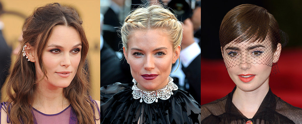 Gorgeous Holiday Hair Ideas to Steal From the Red Carpet