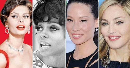A Glamorous Retrospective Of Style Icons Who Mastered The Cat Eye