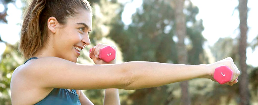 5 Easy and Effective Dumbbell Exercises
