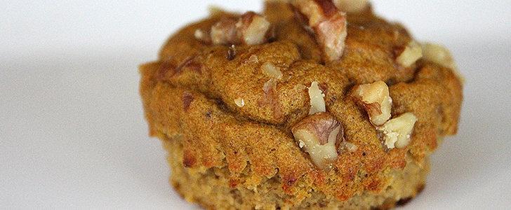 Low-Cal, Pumpkin-Pie-Spiced Muffins Minus the Gluten