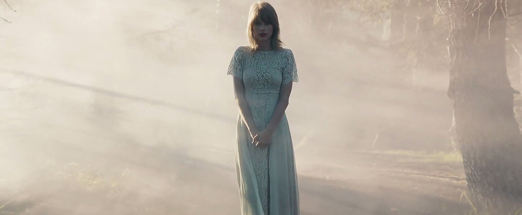 "This Is Where Taylor Swift Got the Romantic Dress From Her ""Style"" Music Video"