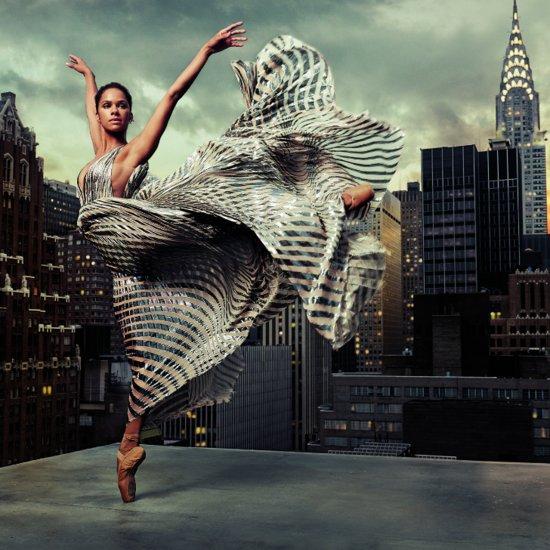 Misty Copeland in Glamour Magazine