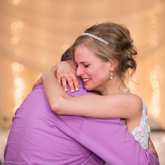 Cancer Survivor Dances With Donor at Wedding