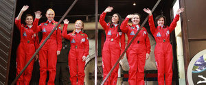 These Female Astronauts Responded to Reporters' Sexist Questions in the Best Way Possible