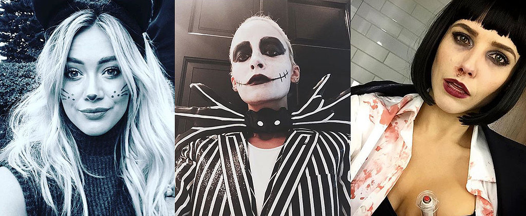 All the Celebrity Halloween Costumes of 2015