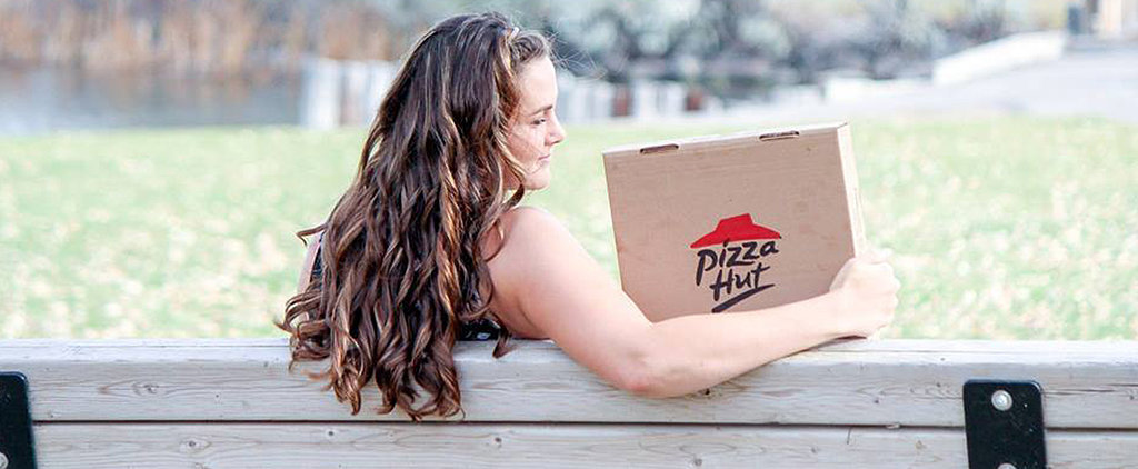 Woman Engaged to Pizza Shares the Secret to Everlasting Love