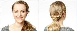 This 3-Step Ponytail Tutorial Will Upgrade Your Valentine's Hair Game