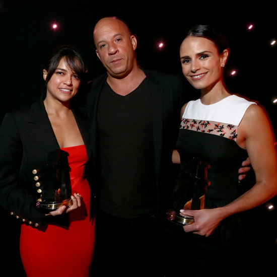 Fast and the Furious Cast at 2015 Hollywood Film Awards