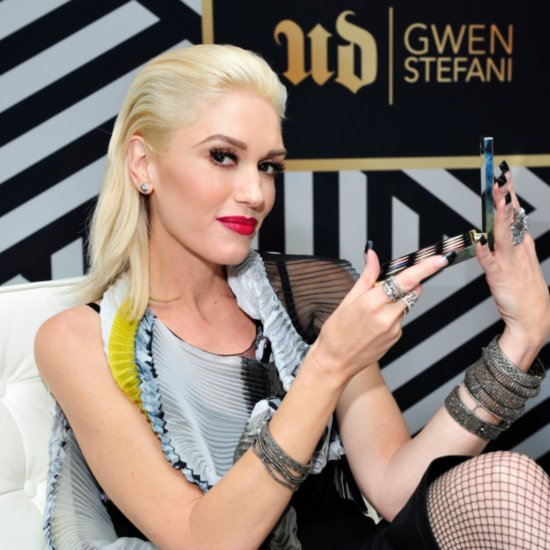 Gwen Stefani Interview Urban Decay Collaboration