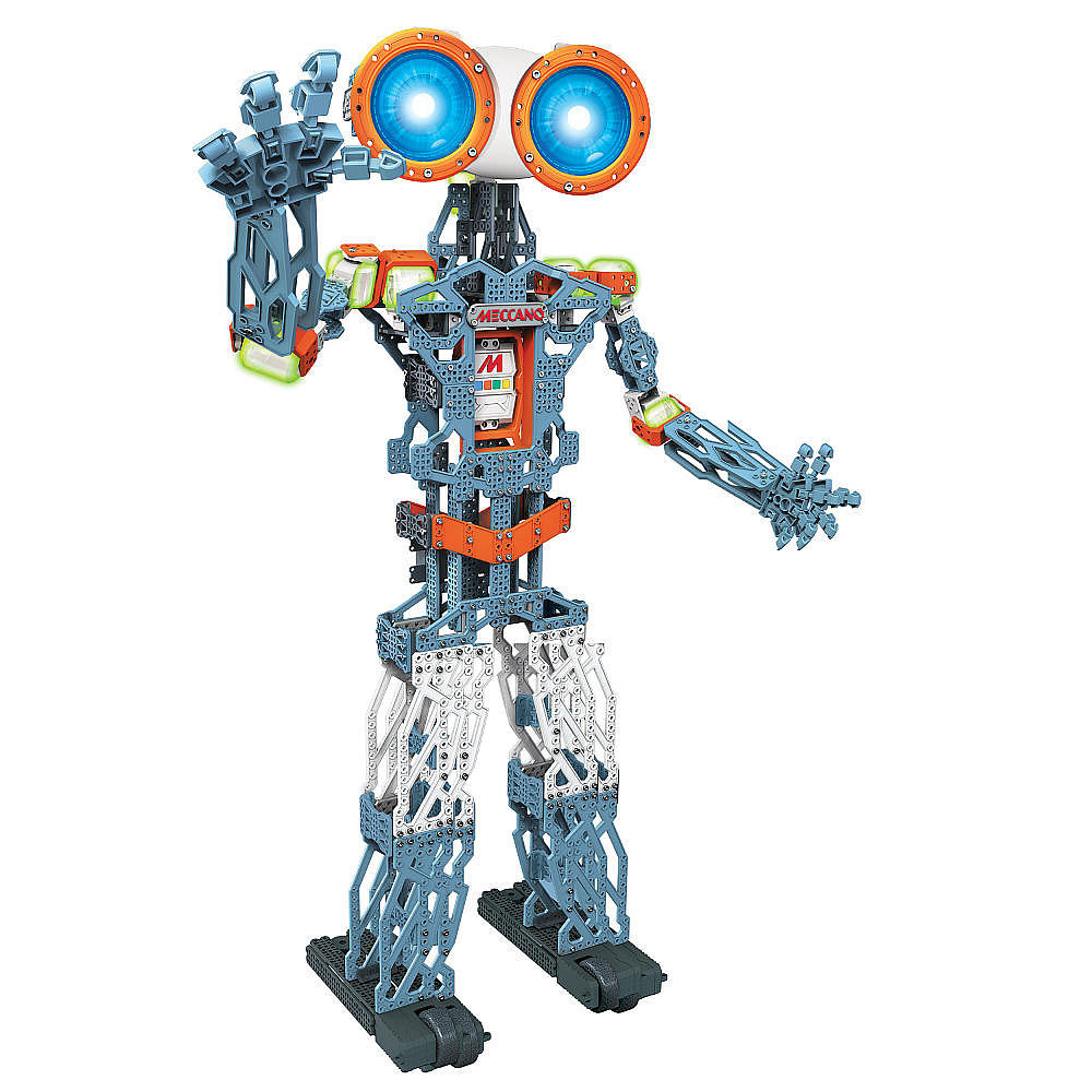 For 8-Year-Olds: Meccano MeccaNoid G15 KS