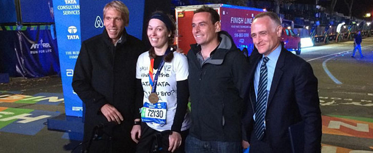 This Woman's Amazing Finish of the NYC Marathon Proves That Anything Is Possible