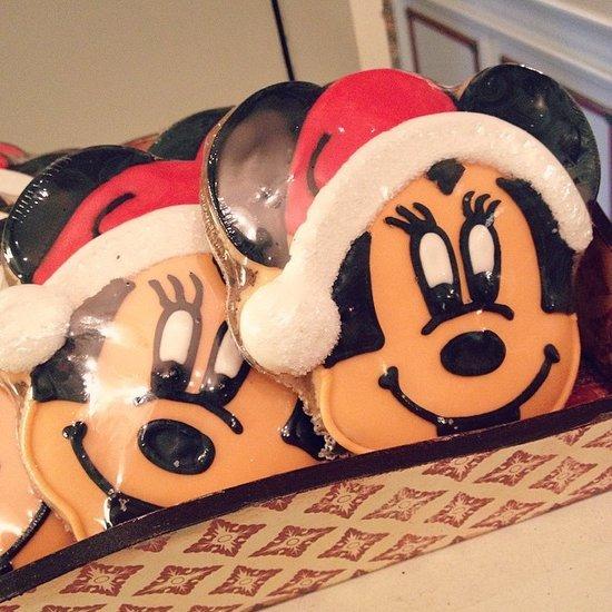 Christmas Food at Disneyland