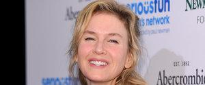 Renée Zellweger's Megawatt Smile Lights Up the Red Carpet in London