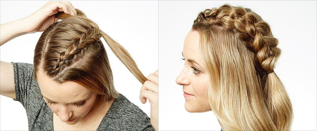 How to Get the Oversize Braid From Pinterest Without a Weave