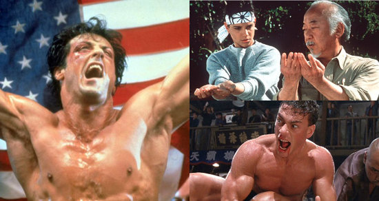 11 Best Training Montages in Movie History, Ranked
