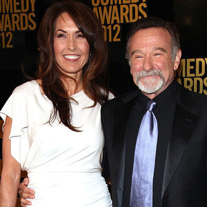 Susan Williams Talks About Robin Williams on GMA 2015 Video
