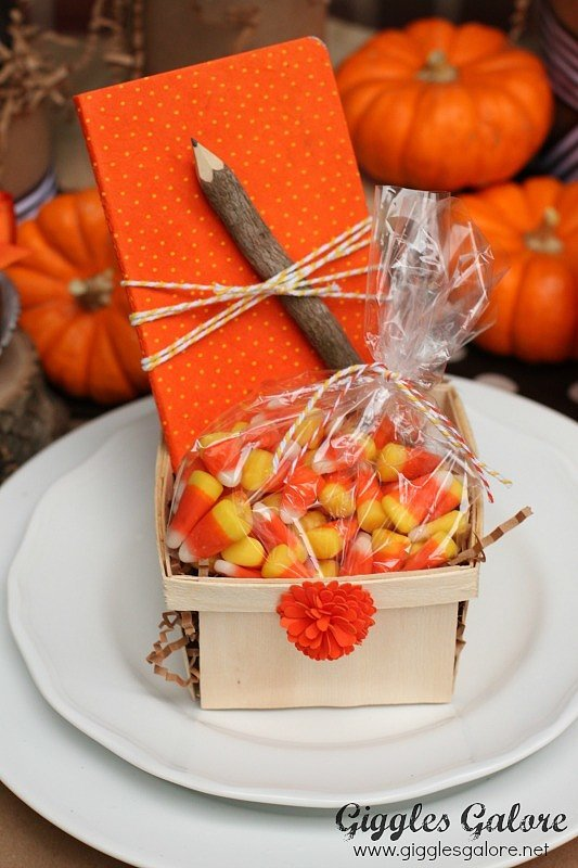 Make Centerpieces or Place Settings