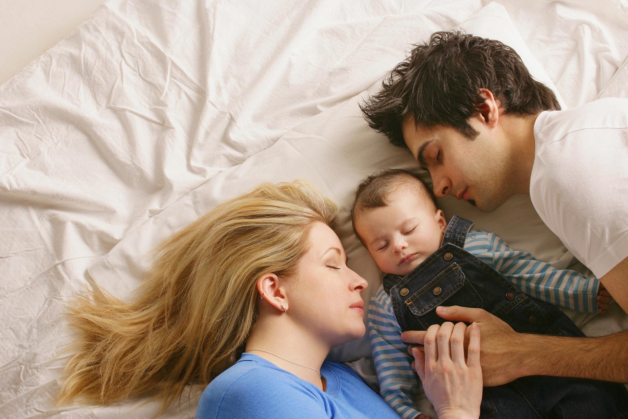 Why Cosleeping Hurts Marriage | POPSUGAR Moms
