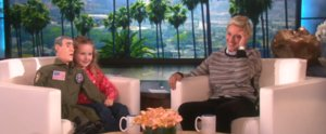 You Have to See This Little Girl's Ventriloquist Act That Had Ellen DeGeneres Laughing Uncontrollably